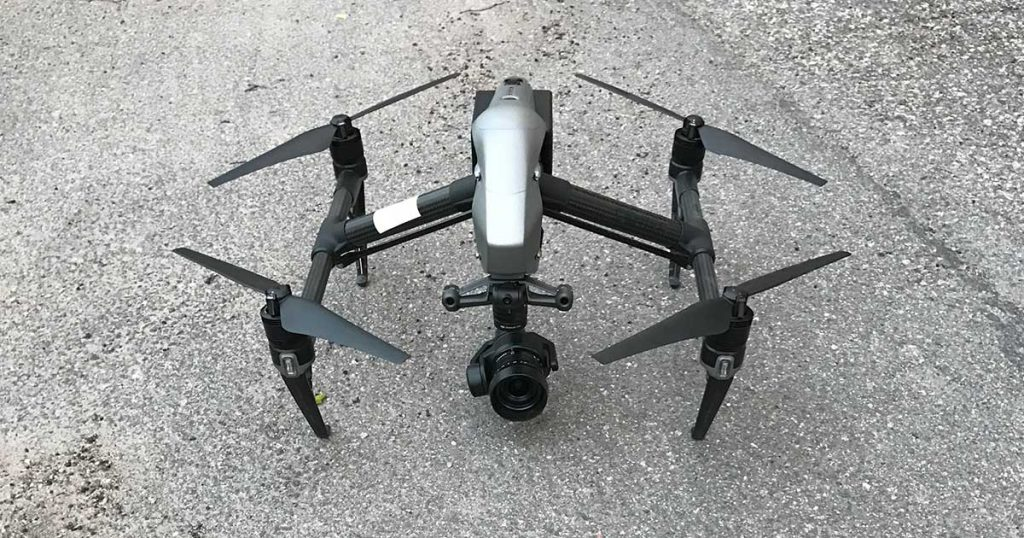 UAV-kartoitukset ja kuvaukset